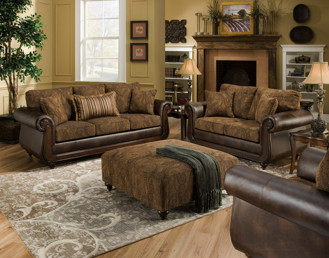 Microfiber Living Room Set Living Rooms
