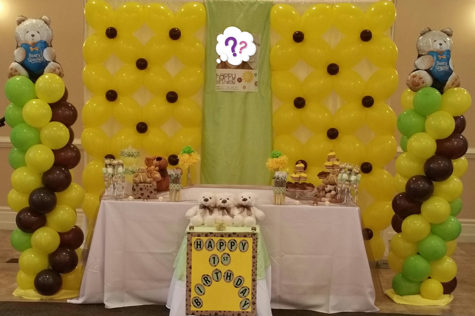 Table & Chair Party Rentals and Baby Shower Decorations in Blue Bell ...