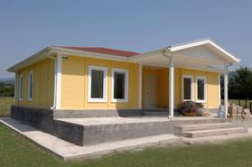 Affordable prefab houses