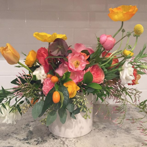 Sherbert Flower Arrangment