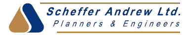 Scheffer Andrew Ltd. Planners & Engineers