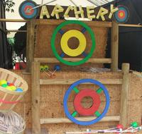 Carnival Games at a Company Picnic in Nashville TN