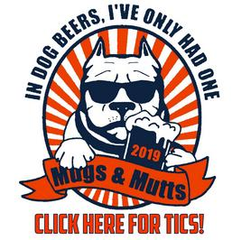 Mugs & Mutts 2019 Tickets