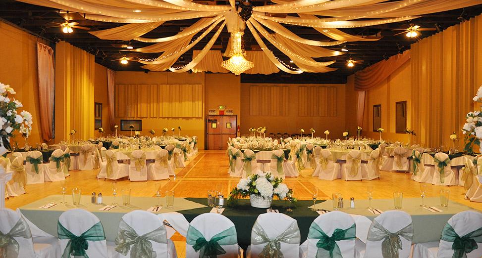 Venue hall ballroom events wedding ceremony reception quinceaners alcohol options byo junglespirit Images