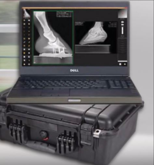 Portable Equine X-ray package