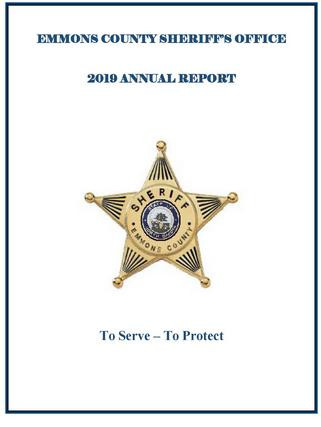 2019 Sheriff's Department Annual Report