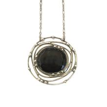 Black Selene Necklace