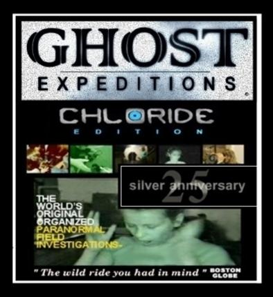 GHOST EXPEDITIONS - 25th Anniversary Wild West Edition
