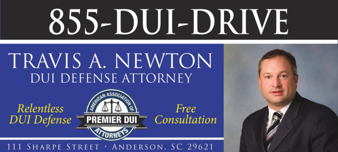 Travis A. Newton Attorney at Law Anderson South Carolina