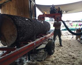 Lumber, custom sawmill - Knight Sawmilling - Lake George ...