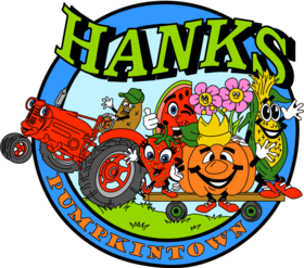 Hank's PumpkinTown Logo. Also a Link to the Hank's PumpkinTown Homepage