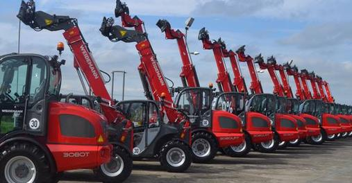 Weidemann Ireland offer Innovative Agi Wheel Loader and telehandlers