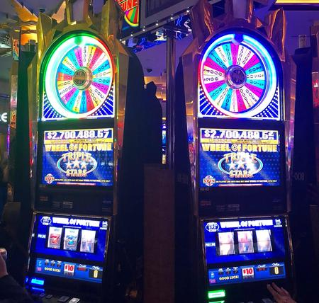 Fast cash slot machines