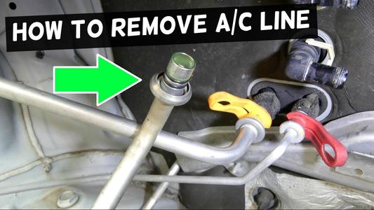 Car A/C Line or Hose Replacement Services In Omaha NE - Mobile Auto Truck Repair Omaha