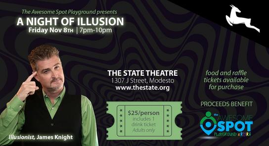 A Night of Illusion