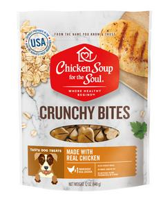 Chicken Soup Crunchy Bites with Chicken