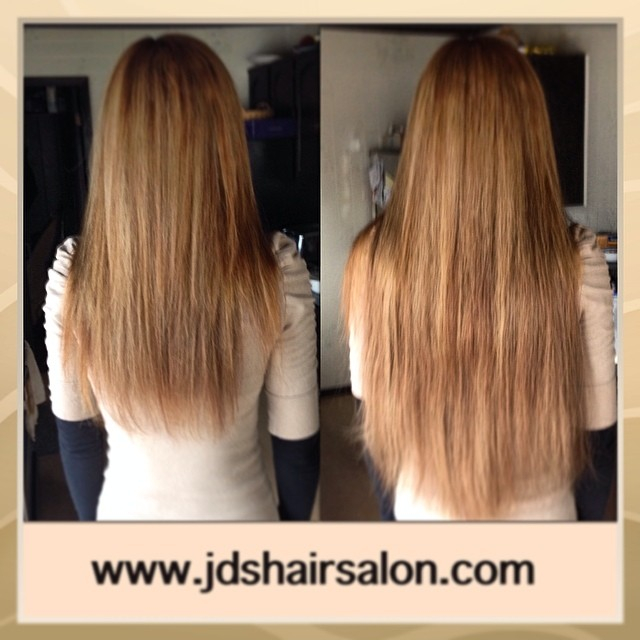 Micro Link I Tip Human Hair Extensions