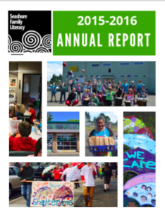 Seashore Family Literacy Annual Report