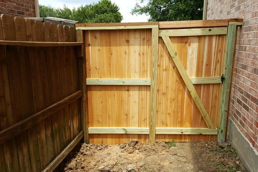 Reliable Fence Repair Service and cost near Lancaster County Nebraska | Lincoln Handyman Services