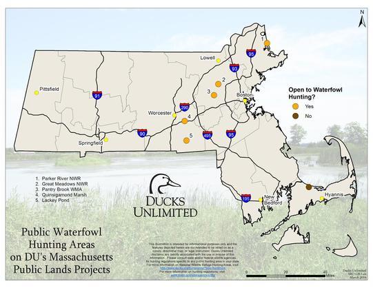 Mass Ducks Unlimited - Conservation Information