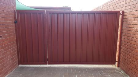 new colour bond gate Perth