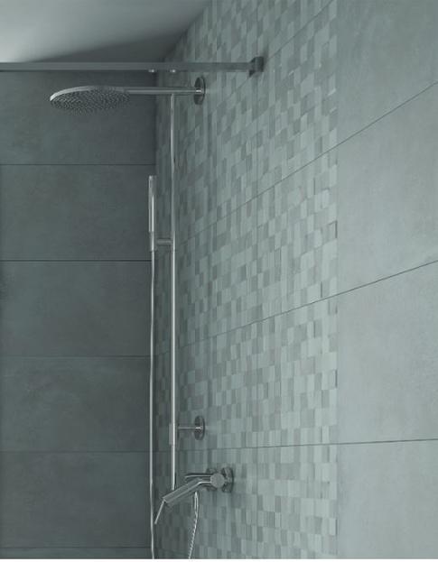 Azulejos ba o imitacion gresite - Azulejos gresite para duchas ...