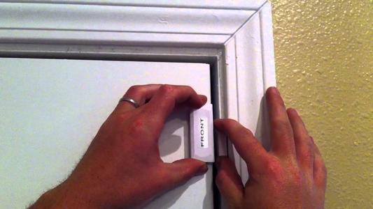 DOOR ENTRY ALERT SYSTEM INSTALLATION