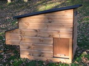Weeford Chicken House for sale - small house or cockerel box