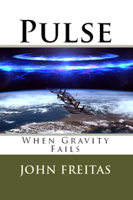 Science fiction book series 2016 Pulse When Gravity Fails