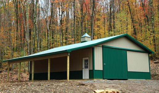 Bluehawk Builders Garage Builders Pole Barn Post Frame