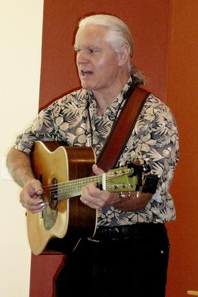 Ken Gaines at Arhaven House Concerts