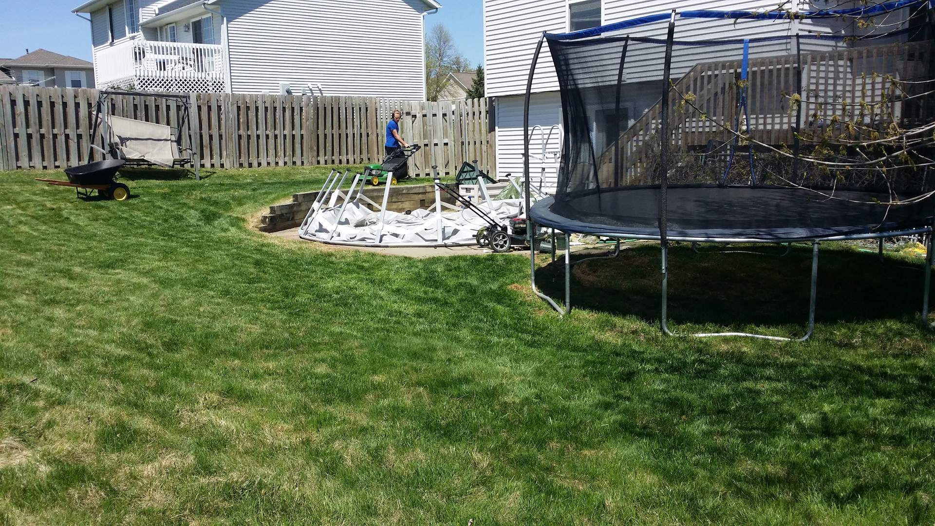 our story - Toms Lawn And Garden
