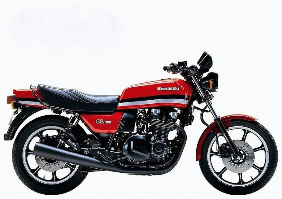Not Forgotten: Kawasaki GPz 1100