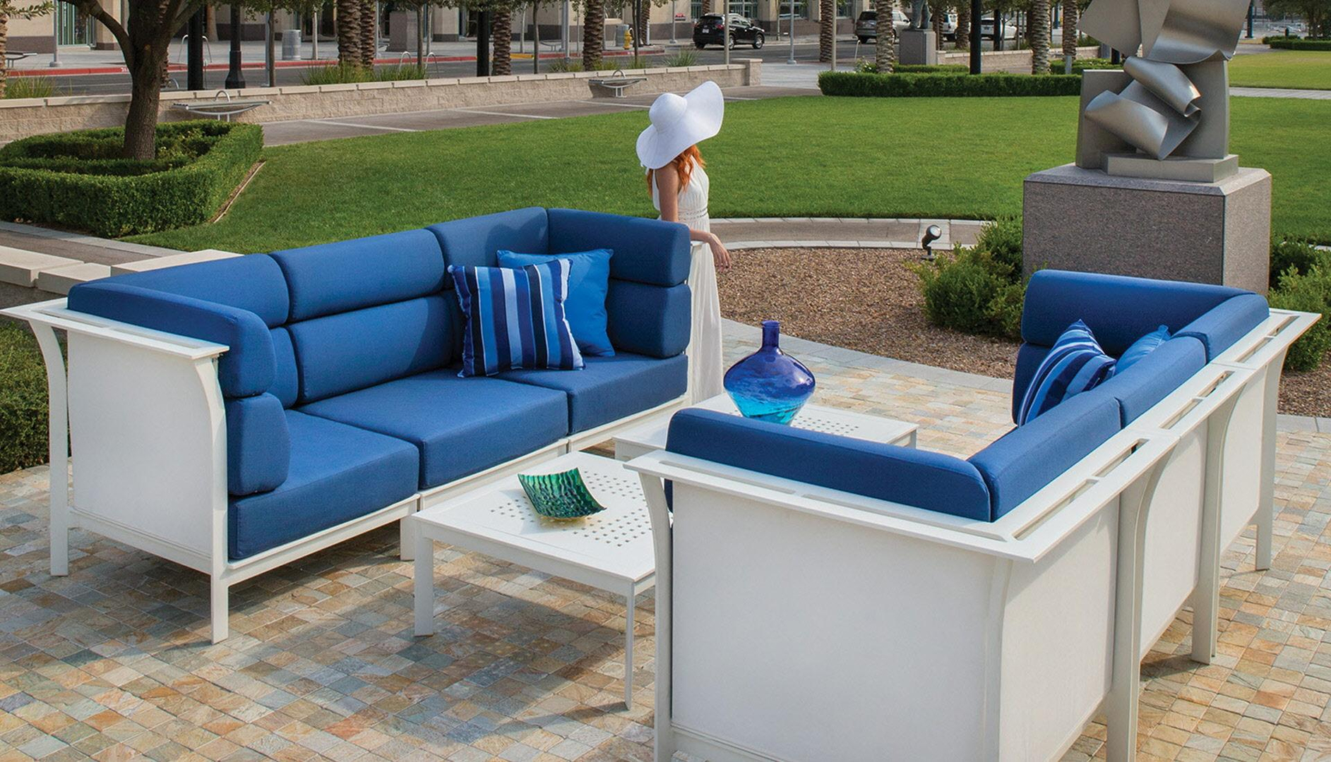 Commercial Outdoor Furniture, Wicker Outdoor Furniture - Crider ...