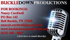 Contact Nancy Cardwell for Bookings
