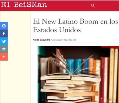 New Latino Boom - Melanie Marquez Adams