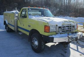 1990 Ford F350 Utility Truck