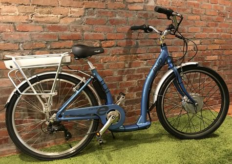 Oak Hill Electric Bicycle