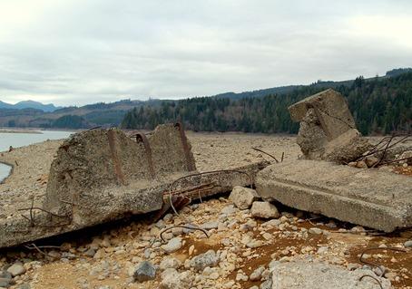 Ghost Town Of Kosmos Lewis County Washington