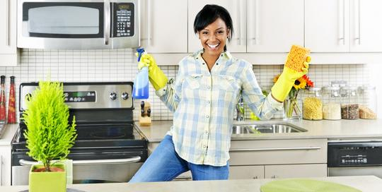 ONGOING HOUSE CLEANING SERVICES FROM RGV JANITORIAL SERVICES