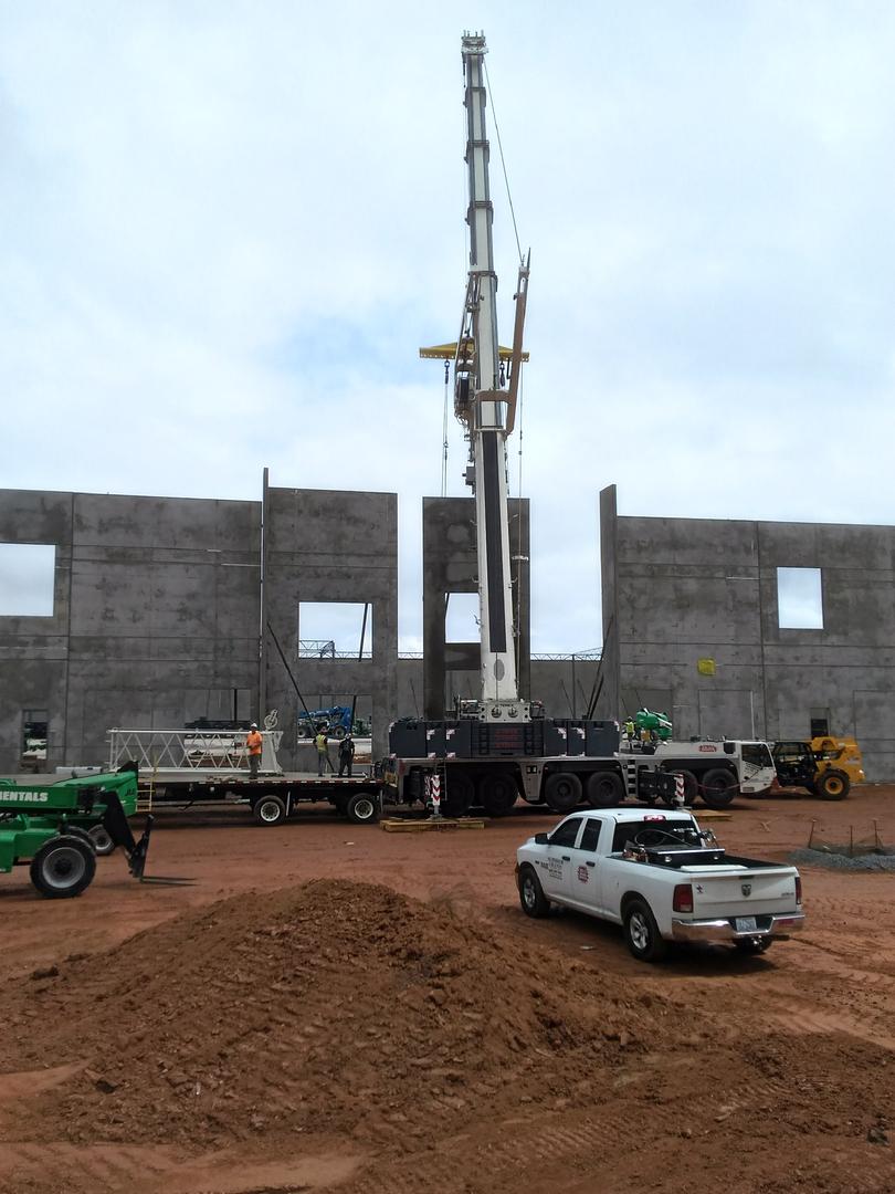 Superior Cranes, inc  - Crane And Rigging Services