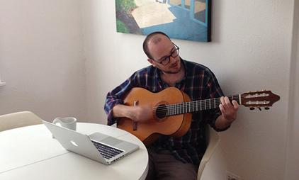 online classical guitar lessons