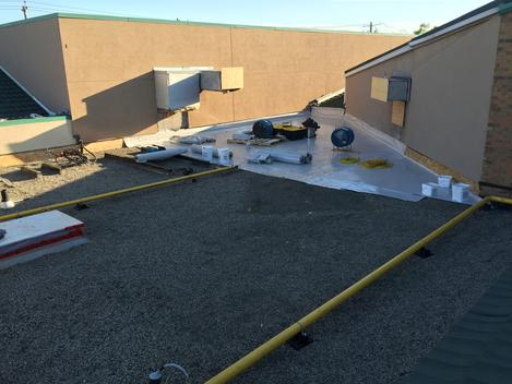 Commercial Roofer Calgary