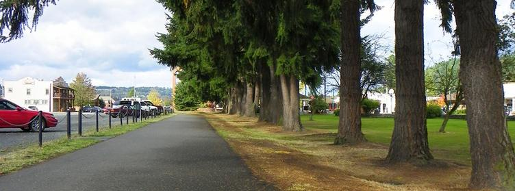 Orting Foothills Trail