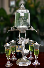 Lady Wings Absinthe Fountain Set
