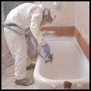 BATHTUB REFINISHING IN KANSAS CITY / ALL AMERICA FINE FINISHES ...