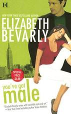 Elizabeth Bevarly You've Got Male funny romance ebook romantic comedy read