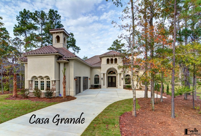 Casa grande 4 br 5 ba 3 car garage bonus room for 2 5 car garage cost