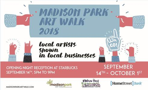 Madison Park Art Walk