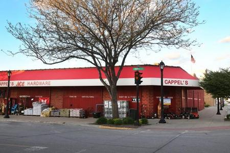 Cappel's Ace Hardware in Atlantic, Iowa